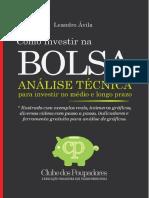 Sumario Como Investir Bolsa Analise Tecnica 2018v1