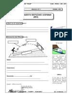 Guía Nº 6 - Movimiento Rectilíneo Uniforme