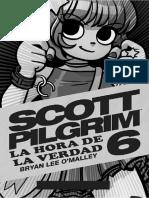 6 Scott Pilgrim La Hora de La v - Desconocido
