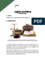Trabajo Final de Logica Jurídica