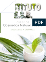 Curso de Cosmetica Natural Casera