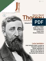 IHUOnlineEdicao509 - Edição THOREAU Bicenteńário de nascimento