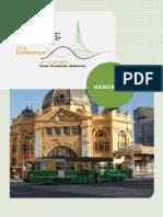 2014 AGTA Conference Handbook
