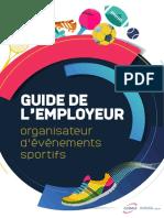Guide de l'Employeur