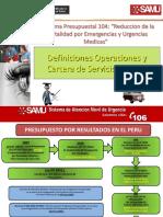 PROGRAMA PRESUPUESTAL PPR 104 SAMU 2014 y 2015 - copia[1]