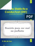 Ppt Terapia Dialéctica Conductual