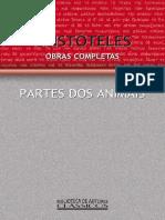 Aristóteles - Obras Completas Vol. IV-III - Partes dos animais.pdf