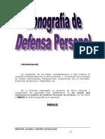 Monografia de Defensa Personal