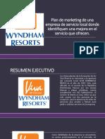 Plan de marketing de una empresa de servicio+++