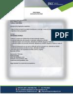 PROFORMA SUCESION INTESTADA1