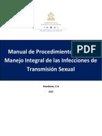Manual de Procedimientos Manejo ITS
