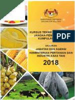 kursus teknikal pertanian