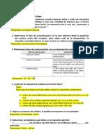 Cuestionario Final - Examen Complexivo
