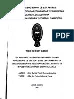 TM-31 LA AUDITORIA OPERATIVA CONCURRENTE COMO HERRAMIENTA DE GESTIÓN.pdf