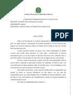 Decisao de Liminar - Processo 101062-2018-66