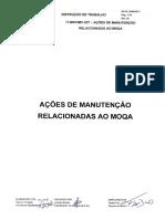 IT-MNT-MC-027 R02 - Ações de Manutenção Relacionadas Ao MOQA