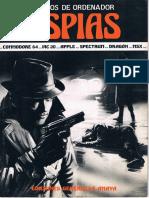 Juegos de Ordenador - Espías