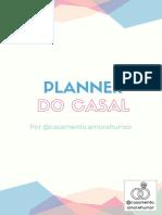 Planner do Casal