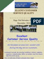 ECS Quality