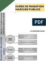 -2017-Passation Des Marchés Publics