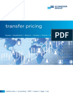 Schneider Group Transfer Pricing En