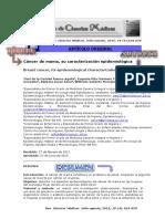 Partes de Artículo Científico