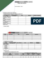 Informe Técnico Pedagógico 2018 Secundaria