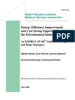 218570667 Petrochemical Industry Energy Saving