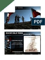 Rescate Bajo Tierra (CHILE)