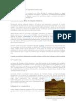 Breve Resumen Introductorio a La Historia Del Ecuador