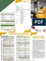 Leaflet Pediatric Cardiology Update Palembang Revisi