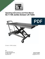 Jet Lift Table