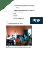 Cómo Presentar Las Evidencias Del Trabajo Realizado Durante El Servicio Social Comunitario