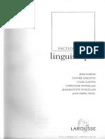Dictionnaire de Linguistique_Dubois & Ali 2002