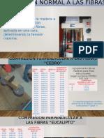 Compresion Perpendicular