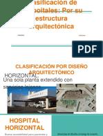 Clasificación de hospitales_ Por su estructura arquitectónica