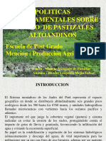 Politicas Gubernamentales de Forrajes Leo Mejia Sem 15