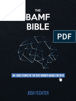 BAMF BIBLE 2019 - Updated Version