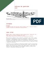 Teoria e Prática Do Partido Arquitetônico