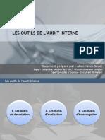 1.2 Generalites Sur La Fonction Audit Interne - Les Outils de l Audit Interne