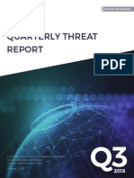 Rapid7 Threat Report 2018 q3