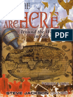 You Are Here - Around the World in 666 Days (the Book of Locations)