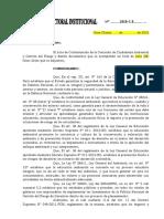 2. RD Comisión de Ciudadanía Ambiental y Gestión de Riesgos de Desastres - II.ee. 2018