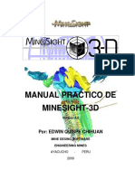 Manual Practico Minesight II Edu