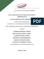 02. Informe Del Manejo de La Informalidad Empresarial