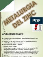Metalurgía Del Zinc