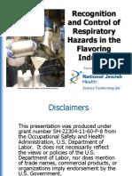 Fy11 Sh-22304-11 Respiratory Hazards