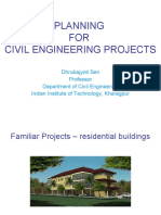 Planning for Ce Projects