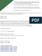 Módulo 4 - 3 Projeção Vocal