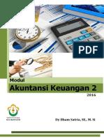 Modul Akuntansi Keuangan 2 by Dy Ilham Satria